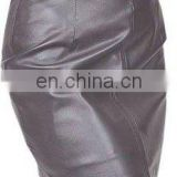 Ladies Leather Skirts Art No: 1020