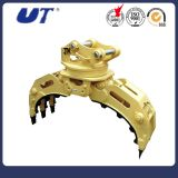 Hydraulic Log Grapple for Mini Excavator