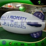 New 6m Inflatable PVC Blimp / Airship / Airplane / Helium Balloon / Advertising Inflatables