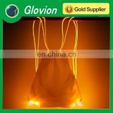 New arrival led flashing bag for promotion cool bags for girls super quality flashing bag