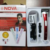 NHC-3780 Professional Mini Hair Trimmer NOVA Rechargeable Hair Clippers