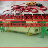 Air bearing casters advantages with pictures