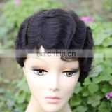 wholesale hot sell factory price 100% brazilian virgin remy human hair wig