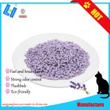 tofu cat litter/sand  with lavender scent, fast clump, odor control, flushable