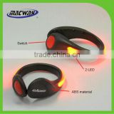 led flashing shoe clip light for shoe sole                                                                         Quality Choice
