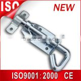 4 inch Cold Rolled Steel Galvanized Door Bolts