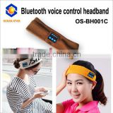 New fashion Bluetooth sporting Sweatband headband with good quality headband and good quality voice