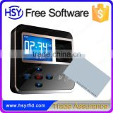 Biometric time attendance for time recorder and fingerprint access control with TCP/IP RS485 USB interface and Software