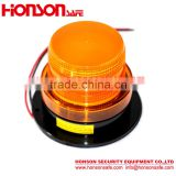 12-24V High Tower Power Led Strobe Beacon ,magnetic mount warning light with CE Certification HTL-214