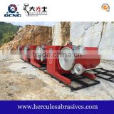 100HP diamond wire saw cutting machine for quarry ( granite, marble, travertine)                                                                         Quality Choice