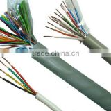 0.4mm 0.5mm CCA telephone cable rj11 50 pair telephone cable