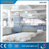 FACotton for medical absorbent/Medical cotton production line/absorbent cotton roll processing plant machine