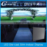 2016 New Aluminum diecast Indoor 3528 smd led modulel led video screen