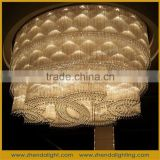 2015 modern K9 crystal chandelier & wholesale chandelier ceiling light for interior decoration