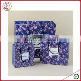 High Quality Wax Paper Bags