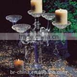 crystal candle holder chandelier SH010