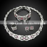 indian rani haar jewelry set platinum jewelry set