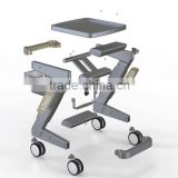 Beauty Machine Moving Trolley for Portable Beauty Machines
