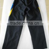 custom tracksuit/track suit pants for team wear