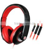 Super bass headphone with detachable mic for laptop for mobile phone and computer in 2014