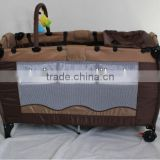 baby bed rail protection for infant travel playard bed