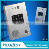 digital door lock access control door phone with rfid door access control system software