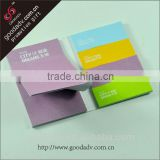 Office supplies Advertising Cheap sticky note / Custom sticky note / paper sticky note
