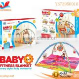 Most Popular Indoor Baby Gym Colorful Cartoon Sport Toys