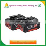 Bosh power tool battery 18V li ion Bosch battery 3.0ah (Long cycle life)