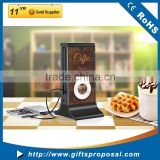 Coffee Shop Restaurant Starbucks Power Bank restaurant power bank menu candy color 20000mah mobile phone battery charger