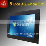 10.4/12.1/ 15 /17inch Fanless Industrial Touch Pc,Waterproof Touch Computer Window Xp/ce All In One Pc