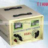 60A electrical motor vehicle spares parts battery chargers