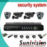 4ch outdoor cctv camera security products usb dvr surveillance system                                                                         Quality Choice