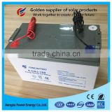 48v Solar System Battery 12v100ah Solar Deep Cycle Battery With Cheap Price For Solar Power System