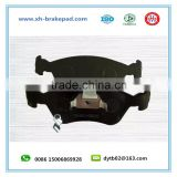 No noise! ceramic toyota car brake pads 04465-05020