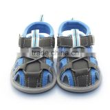 A-bomb Newborn Baby Boys' Breathable Premium Rubber Soft Sole Infant Prewalker Toddler Sneaker Shoes