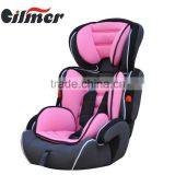 multiple Colour ECER44/04 be suitable 9-36KG customized safe and non-toxic baby car seat