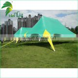 Cheap Double Peaks Star Shade Outdoor Tent For Sale