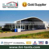 15m clear span width durable arcum commercial tent arch roof marquee for sale for the outdoor party and exhibition