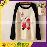 Lovely cute computer knitted ugly christmas china wholesale sweater