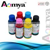 Zhuhai Aomya Printers bulk waterproof art paper inkjet ink Compatible for Epson dtg inks