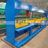 uncoiling slitting cutting production line