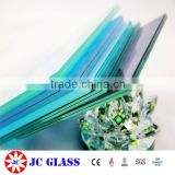 Laminated glass ipl safety glass with cutting size 3300x2440mm thickness 6.38mm 8.38mm 10.38mm and 12.38mm