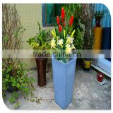 Newest item of large concrete flower pot molds