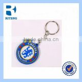 promotional key chain ring football team logo