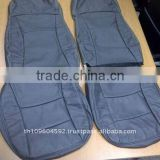 High Quality Leather Car Seat Cover Black
