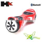 Fashion style 2 wheel hoverboard auto-balancing electric scooter car 2 wheel electric scooter