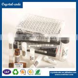 UV coating soft plastic semi gloss paper test tubes label for blood tubes                                                                         Quality Choice