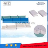 High mechanical strength and corrosion resistance, water vapor permeability of EPS sandwich panels