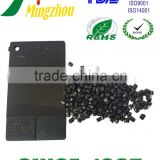 PE black masterbatch plastic granules material (40% carbonblack without filler) for injection,extrusion,film blowing